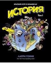 История. Краткий курс в комиксах. Том 1