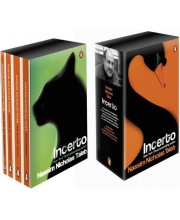 Incerto Box Set: Antifragile, The Black Swan, Fooled by Randomness, The Bed of Procrustes