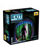 Настольная игра Exit. Комната Страха