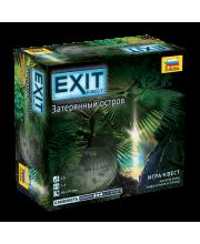 Настольная игра Exit. Затерянный остров