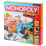 Настольная игра Моя первая монополия (изд. 2017)